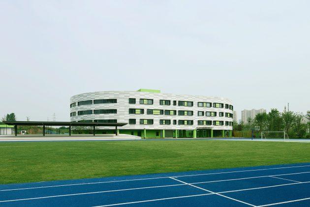 Nanjing Hexi No.4 Primary School by MUDI in Nanjing, China