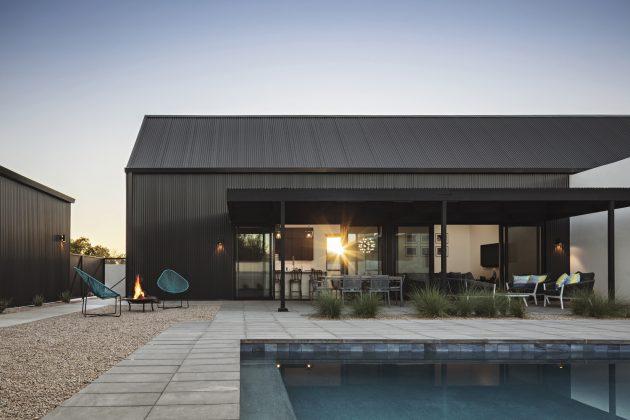 Pleats House by The Ranch Mine in Phoenix, Arizona