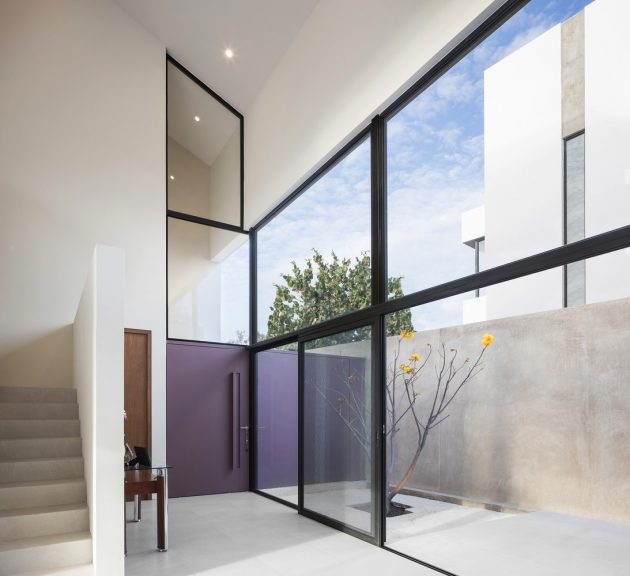Ruiz House by LR Arquitectura in Los Gavilanes, Mexico