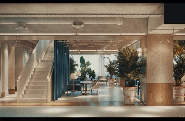 URBANJOBS DESIGNS THE NEW OFFICE CONCEPT OF ASSEMBLY BUILDINGS