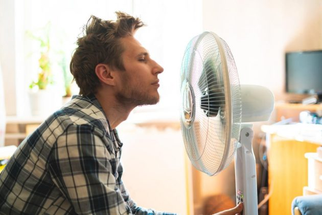 How to Cool Yourself Without Air Conditioning