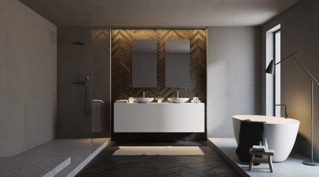 Why Using Microcement In The Bathroom Is A Good Idea