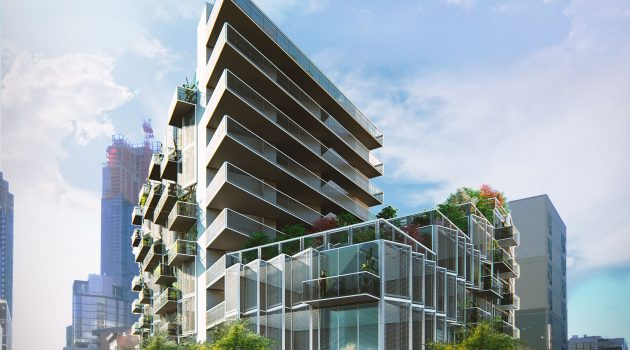 Yihan Li : Architectural Focus Through A Unique Set Of Eyes