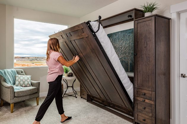 5 Space-Saving Features for the Home
