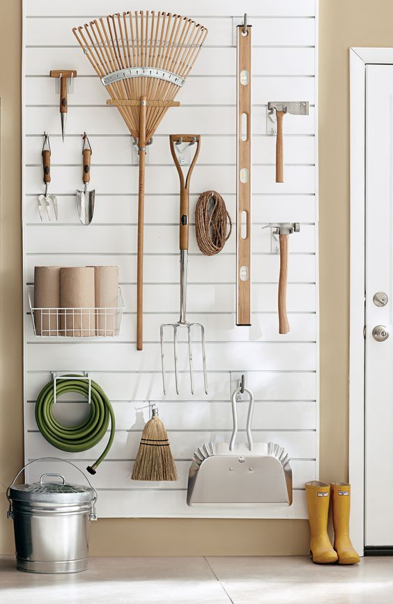 Steps To Organize Your Garage