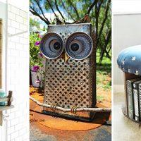 15 Brilliant DIY Projects That Turn Trash Into Treasure