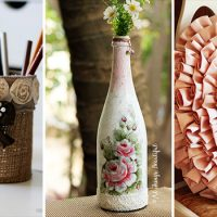 15 Colorful DIY Shabby Chic Décor Projects Perfect For Fall