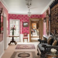 15 Colorful Eclectic Hall Designs You Can't Miss