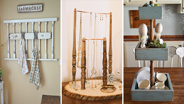 15 Cool Spindle Crafts You Didn't Expect