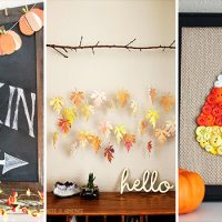 15 Super Cool & Super Cheap Fall Crafts For Your Home Décor