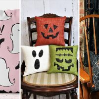 16 Bizarre Halloween Pillow Designs You Need On Your Couch