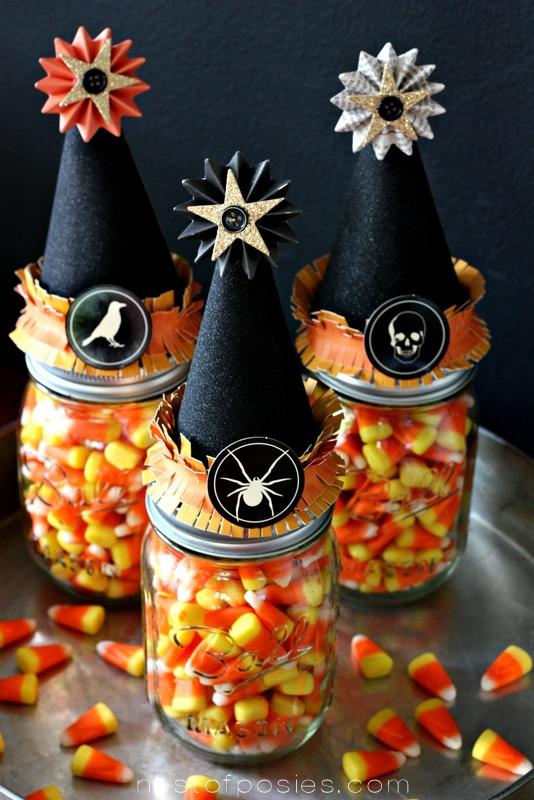 16 Bone-Chilling Halloween Mason Jar Crafts You Must Do