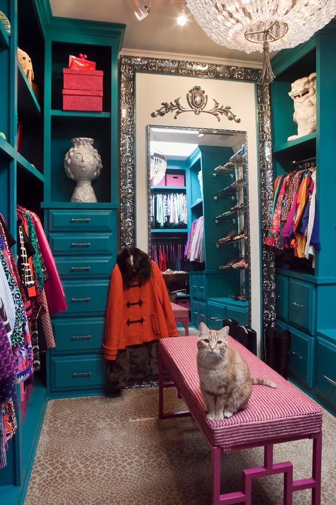 16 Genius Eclectic Closet Designs You Didn't Know You Wanted