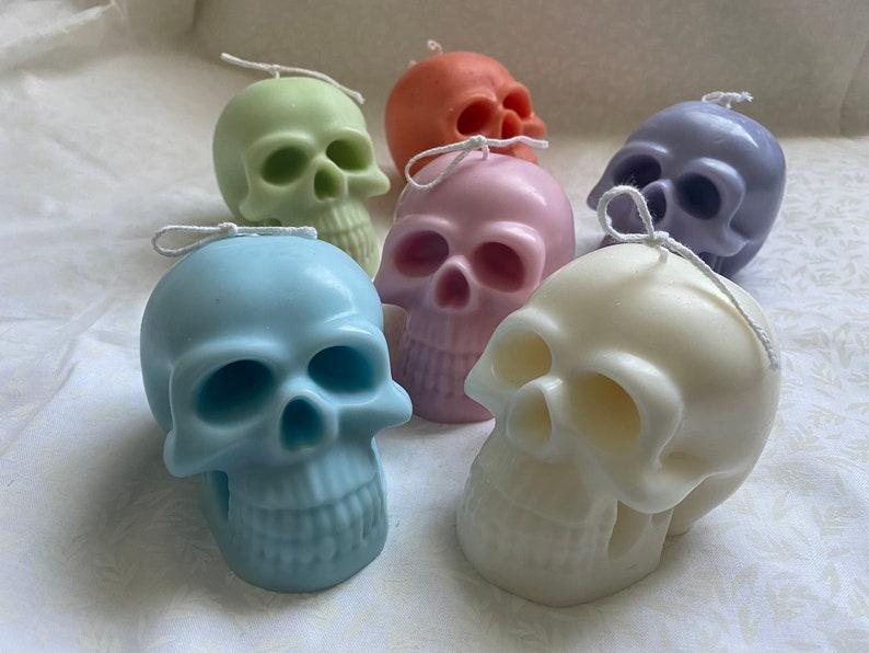 16 Super Creepy Halloween Candle Designs You'll Love