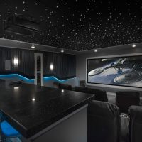 17 Outstanding Eclectic Home Theater Interiors Straight From Your Dreams
