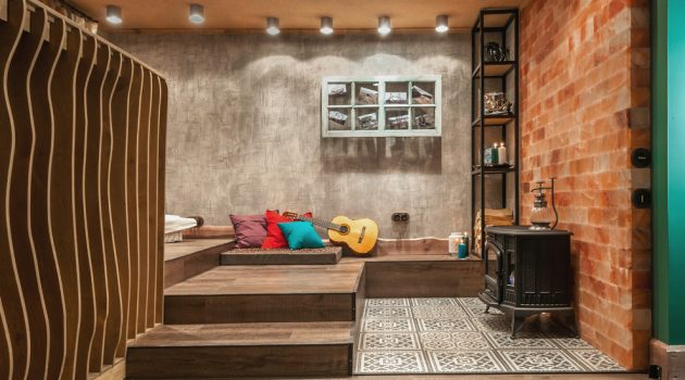 17 Whimsical Eclectic Basement Designs With A Purpose