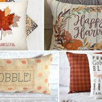 18 Delightful Thanksgiving Pillow Designs That Will Refresh You Home