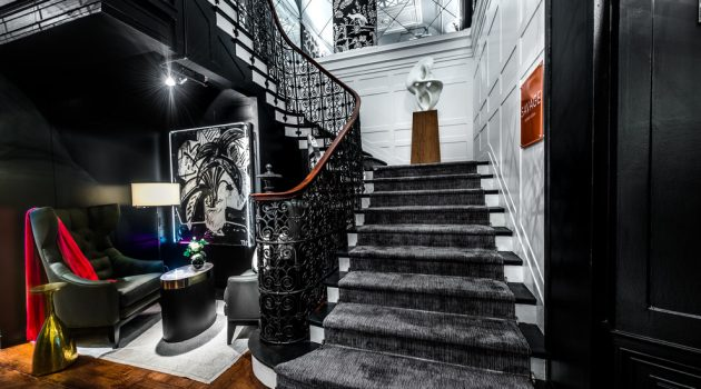18 Super Chic Eclectic Staircase Designs You Will Go Crazy For