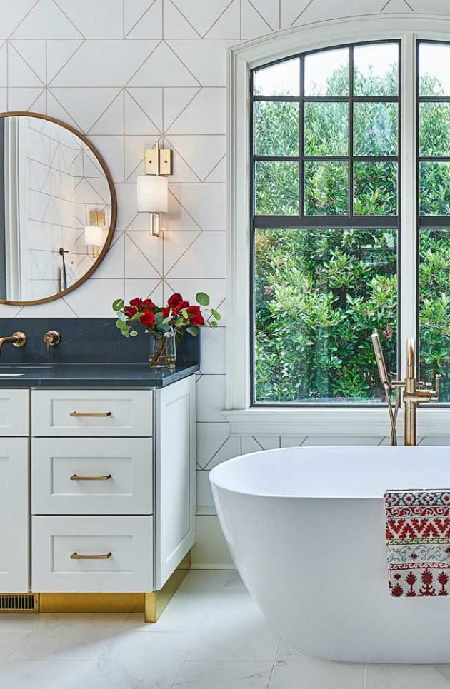 Tips On How To Use White Tiles In Your Home