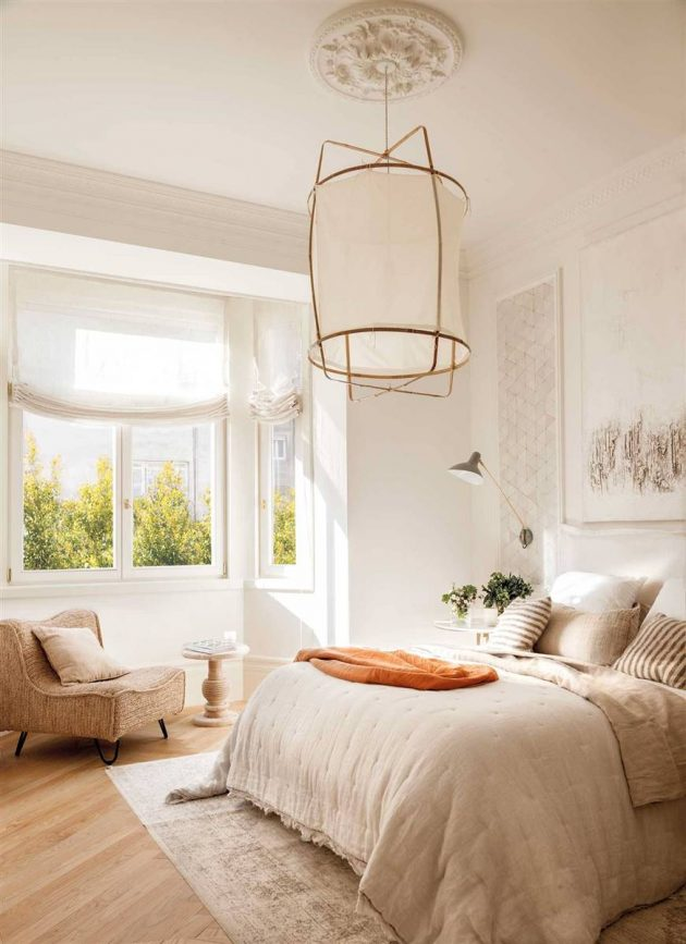 Tricks To Turn A Bland Bedroom Into A Magazine One