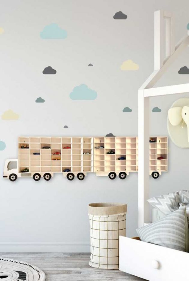 How To Choose The Toy Shelves For Your Children's Room