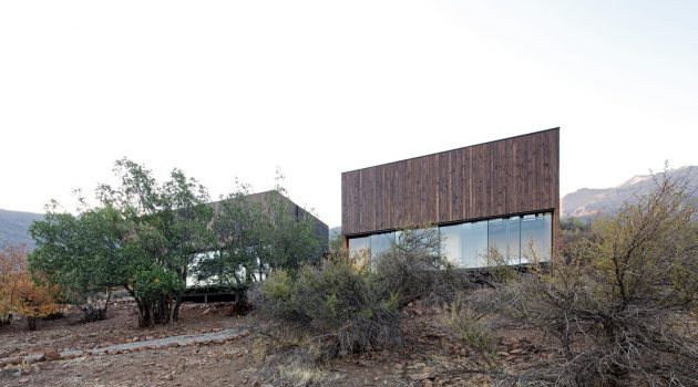 Alto San Francisco House by CAW Arquitectos in Limache, Chile