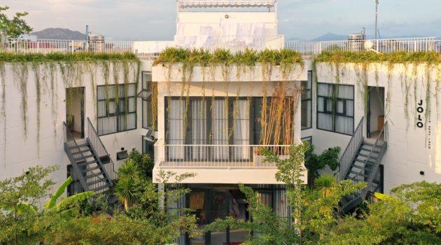 JOLO Villa by AZ85 Studio in Ninh Thuan, Vietnam
