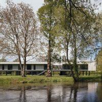Narula House by John Pardey Architects in Berkshire, UK