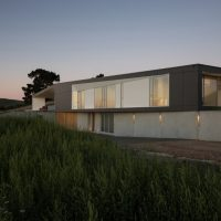Tai Tapu House by AW Architects in Tai Tapu, New Zealand