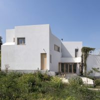 The SHN Residence by Doron Sheinman Architects in Neve Shalom, Israel