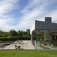 Villa Frenay by 70F Architecture in Lelystad, The Netherlands